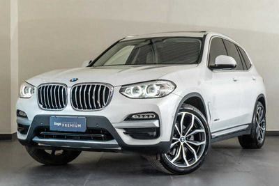 Bmw X3 2.0 16v Gasolina X Line Xdrive30i Steptronic
