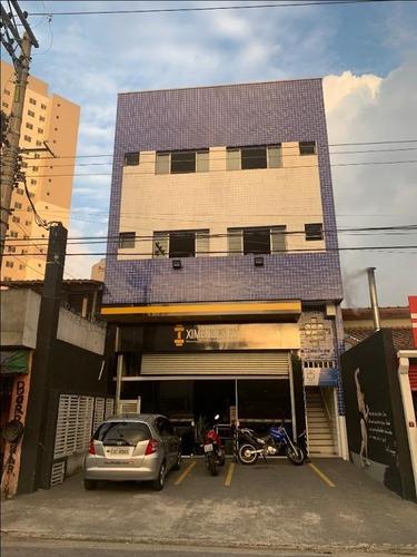 Imagem 1 de 6 de Sala Para Alugar, 68 M² Por R$ 1.600,00/mês - Vila Galvão - Guarulhos/sp - Sa0041