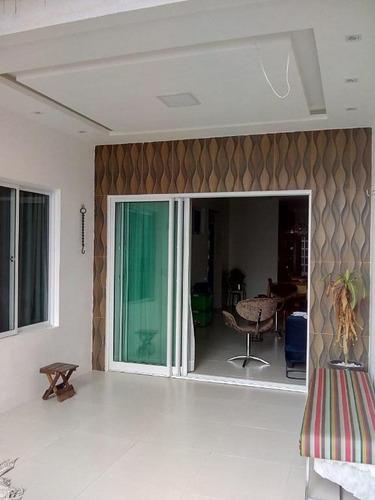 Imagem 1 de 9 de Casa Com 3 Suítes À Venda, 80 M² Por R$ 420.000 - Henrique Jorge - Fortaleza/ce - Ca0306
