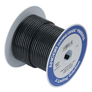 Cable Primario Y Cable De Bateria De Calidad Marina Ancor
