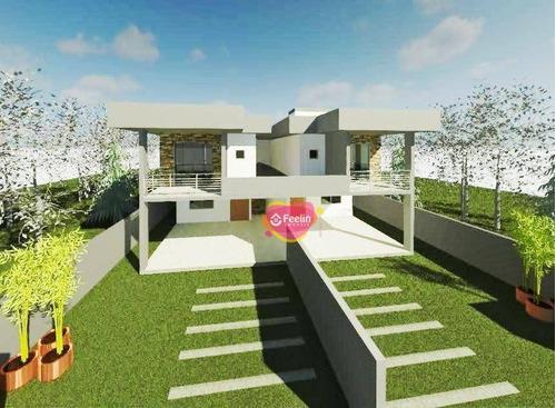 Imagem 1 de 22 de Casa À Venda, 180 M² Por R$ 825.000,00 - Rio Tavares - Florianópolis/sc - Sc - Ca0052_feelin