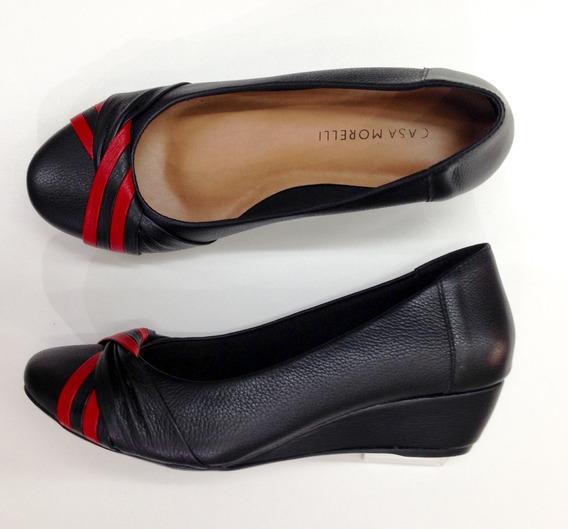 Sapato Feminino Couro Legítimo Anabella Imperdivel 30149