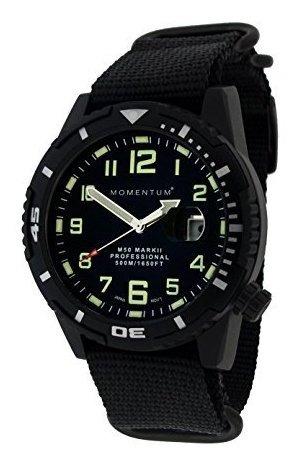 Momentum - Reloj Deportivo De Cuarzo Para Hombre, Serie M50,