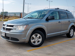 Dodge Journey 2.4 4 Cil Sxt 5 Psj At Abs Airbag Asr