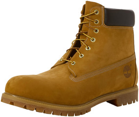 6 Bota Impermeable Premium Timberland Hombres