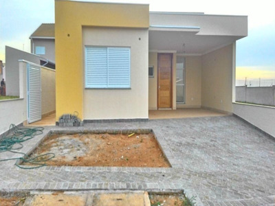 Casa Residencial Em Hortolândia - Sp, Parque Ortolândia - Ca0088