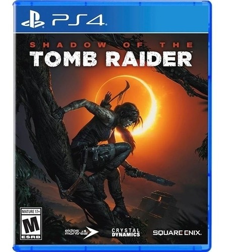 Shadow Of The Tomb Raider - Ps4 Midia Fisica