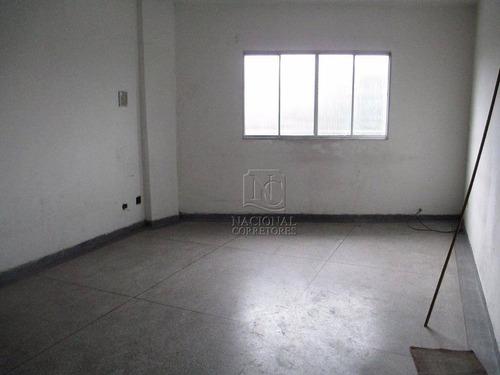 Sala Para Alugar, 35 M² Por R$ 700,00/mês - Vila Curuçá - Santo André/sp - Sa0329