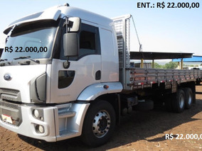 Ford Cargo 2429 Ano2013