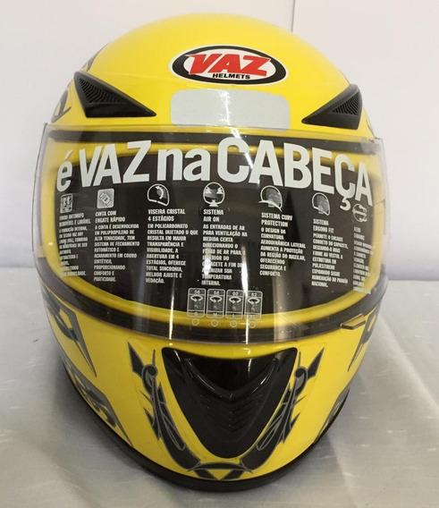 Capacete Vaz Vfx - Amarelo