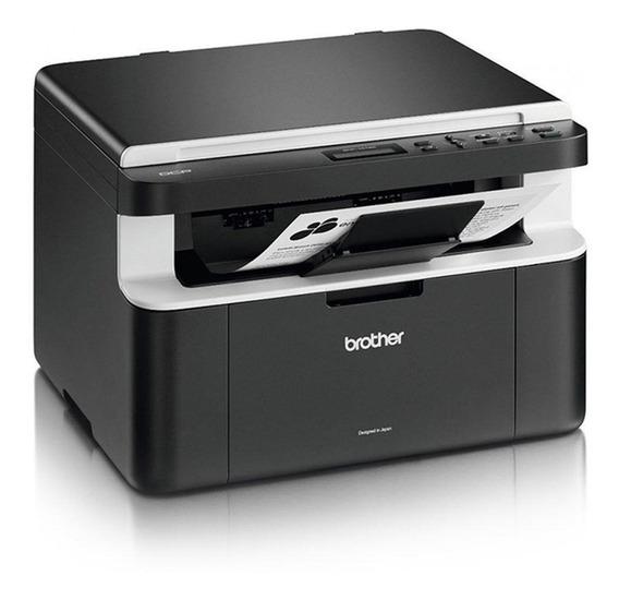 Impressola Multifuncional Laser Brother Dcp-1602 110v Nova