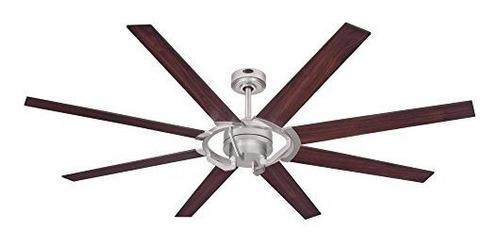 Westinghouse 7217300 Damen 68inch Nickel Lustre Ventilador D