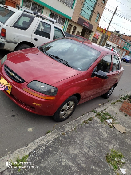 Chevrolet Aveo 2012 Family