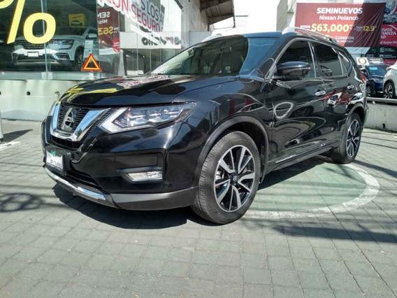Nissan X Trail 5p Exclusive 3 L4/2.5 Aut Banca Abatible