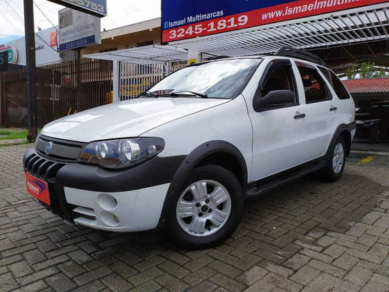 Fiat Palio Wk Adven Flex
