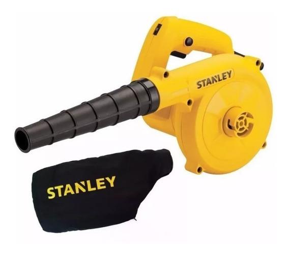Sopladora Aspiradora Stanley 600w 16000rpm Con Bolsa Stanley