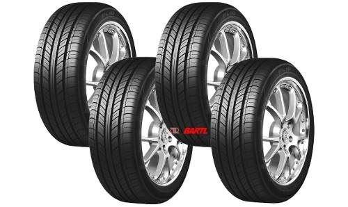 Bartl Cubierta 205/55/16 X 4 Pace Pc10 Colocada Neumático