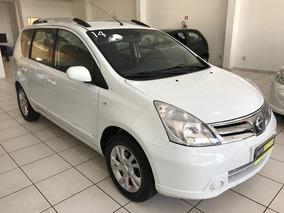 Nissan Livina S 1.6 16v Flex 4p 2014