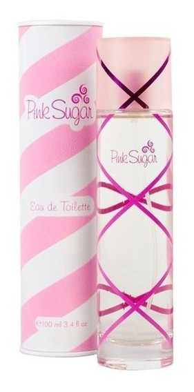 Decant Amostra - 8ml Pink Sugar Aquolina Original Spray