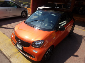 Smart Forfour Passion Turbo . At Qc 2017