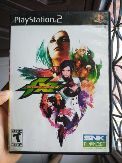 The King Of Fighters Xi Ps2