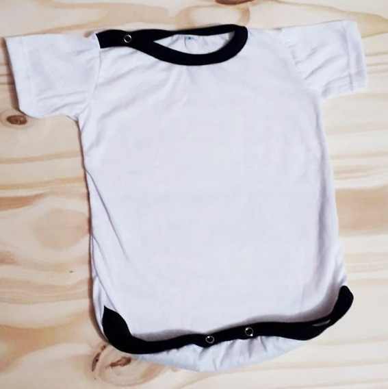 Pack Remeras Y Bodys Lisos Para Sublimar