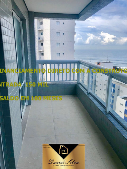 Lindo Apartamento Com Vista Para O Mar Em Boqueirao