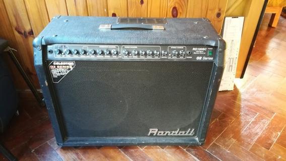 Amplificador De Guitarra Randall Rg100sc 100w