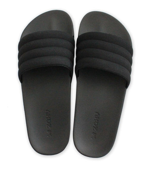 Chinelo Feminino Evening Slide Zaxy