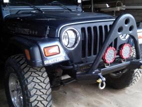 Jeep Wrangler Sahara 5vel Techo Lona Mt