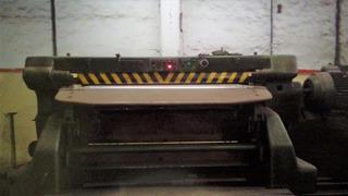 Maquina Para Curtiembre Rebajadora De Cuero Rizzi 1700