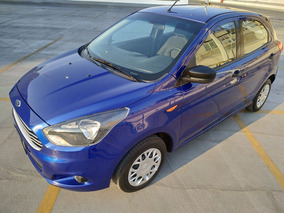 Ford Figo 1.5 Impulse Aa Hatchback Mt 2017
