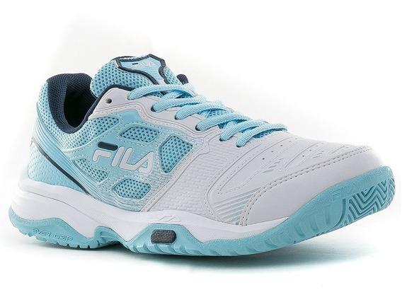 Zapatillas Fila Top Spin 2.0 / After Shock / Fearless Tenis Mujer - Estacion Deportes Olivos