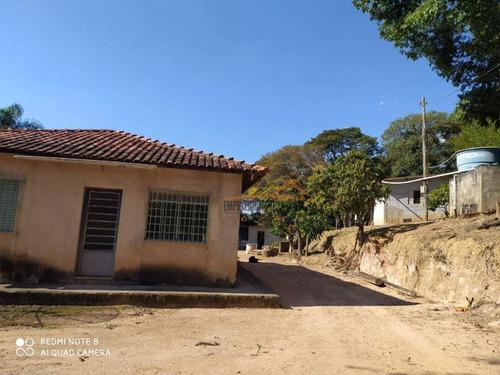 Chácara Com 2 Dormitórios À Venda, 11400 M² Por R$ 350.000 - Zona Rural - Mairinque/sp - Ch0138