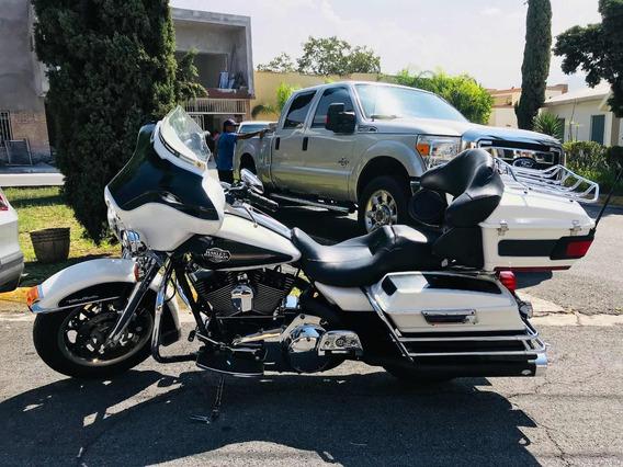 Harley Davidson Ultra Classic 2008 6 Speed Bonita