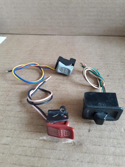 V175 Peça Botão Do Punho De Luz Yamaha Bws