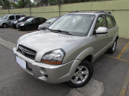 Imagem 1 de 13 de Hyundai Tucson Gls Automática 2010 Prata