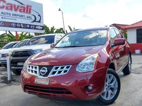 Nissan Rogue Sv Roja 2012