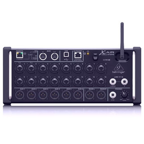 Mesa De Som Digital Xr18 Usb Behringer X Air Xr 18 Wi-fi