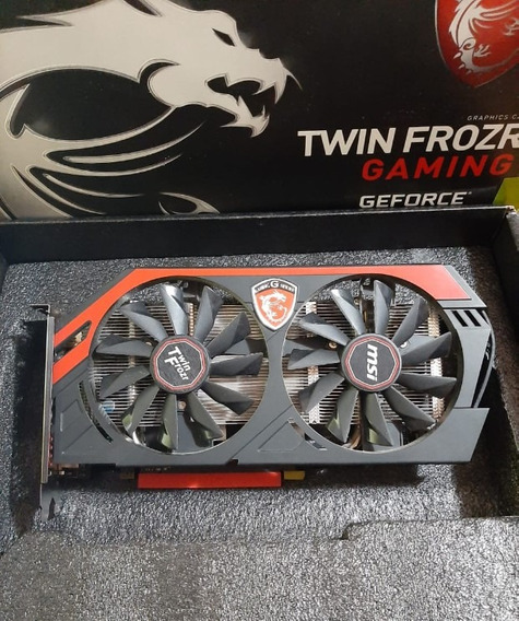 Msi Geforce Gtx 750ti | Twin Frozr Gaming 2gb