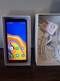 Smartphone Samsung J4+ Dourado