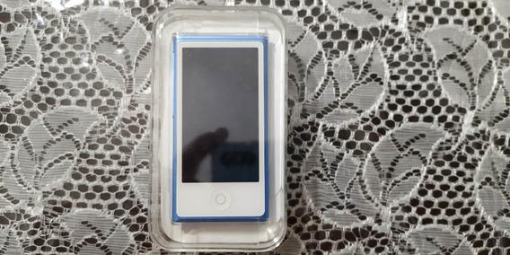 iPod Nano 16gb Azul Bluetooth