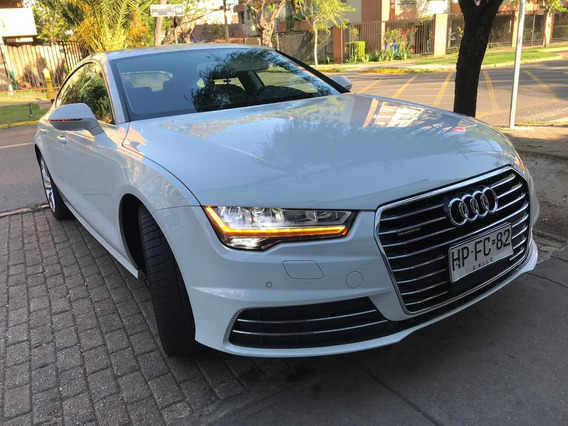Audi A7 Año 2016, Impecable