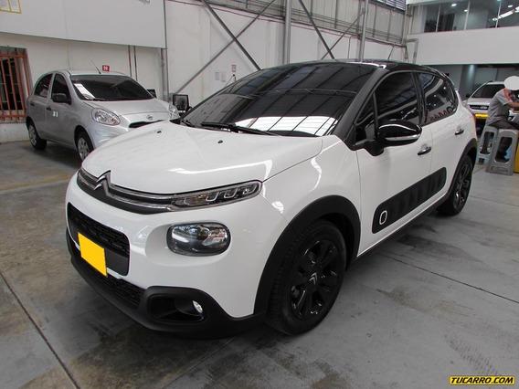 Citroën C3 At Shine Noir