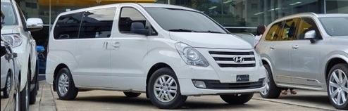 Hyundai H1 Mecanica Gasoil