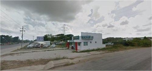 Imagen 1 de 5 de Terreno La Mejor Esq Comercial En Playa Del Carmen