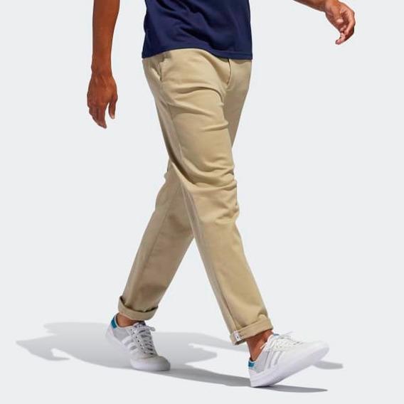 Pantalon adidas Adi Chino Pants Beige