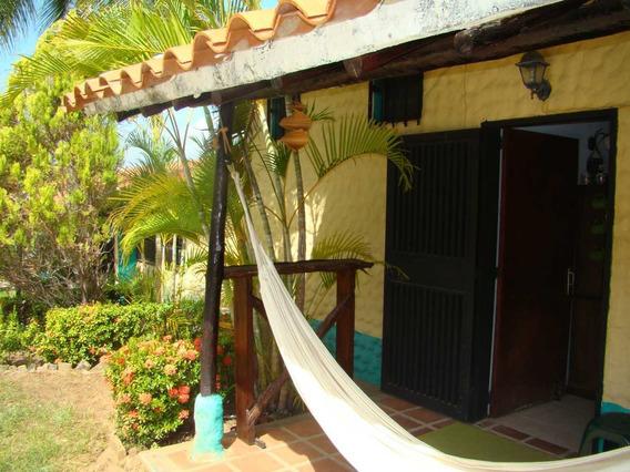 Cabaña Apartamento Pampatar Isla De Margarita Con Vigilancia