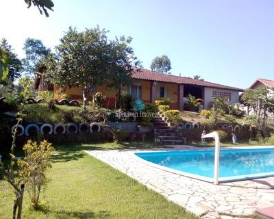 Chacara Residencial Em Atibaia - Sp, Colina Verde - Ch00707