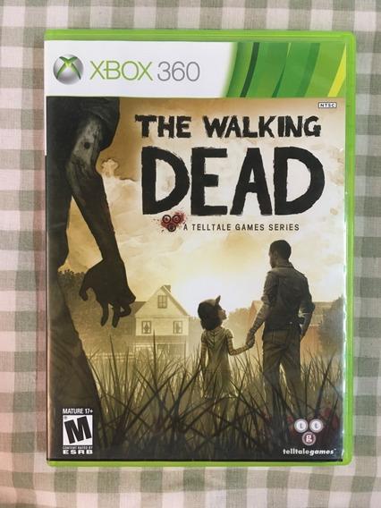 The Walking Dead Telltale Xbox 360 Retrocompatível Xbox One